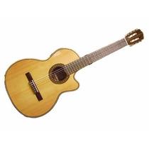 Guitarra Criolla Gracia Wilde Prof Eq D-box (maquina Ritmo)