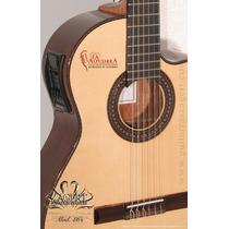 Alpujarra 86 Kec Guitarra Electro Criolla Media Caja