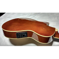 Guitarras Electrocriollas Media Caja Con Eq 4b Y Afinador!!!