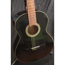 Guitarra Criolla/clásica + Pie De Guitarra + Funda Acolchada
