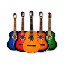 Guitarra Criolla Clasica Standard Adulto Con Funda Envios