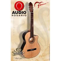 Fonseca Alpujarra 39kec Guitarra Criolla Profesional Corte
