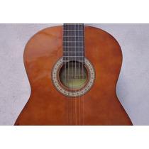 Guitarra Criolla Suzuki, Con Funda, Perfecto Estado!