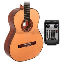 Guitarra Criolla La Alpujarra 85ec Eq Fishman Prefix Plus T