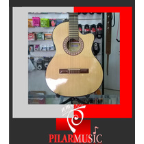 Guitarra Criolla Gracia M10 Eq - Pilar Music Champagnat