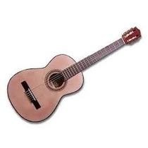 Guitarra Clasica Criolla Gracia M5 Para Niños C Funda Y Puas