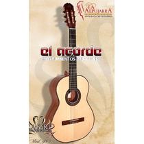 Guitarra Criolla Alpujarra 90 - El Acorde Gral Pacheco