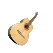 Guitarra De Estudio Simil Fonseca 31p Con Funda Acolchada