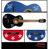 Guitarra Criolla Gracia M5 Estrella O Calavera