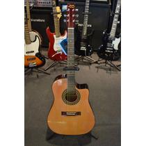 Guitarra Electroacústica Gracia 110 Tono Y Volumen
