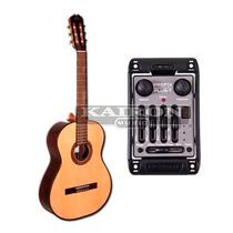 Guitarra La Alpujarra 80ec Con Eq Fishman Prefix Plus T