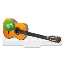 Guitarra Clasica Criolla Romulo Garcia Estudio Prof + Funda