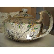 Tetera Porcelana Royal Doulton Antigua Made In England
