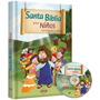 Santa Biblia Para Niños (evangélicos) - Incluye Cd Rom