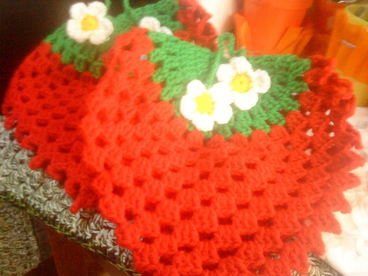 Adornos para cocina en crochet imagui for Adornos para cocina