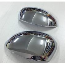 Cachas Espejo Cromadas Peugeot 206 207 Citroen C3 Picasso