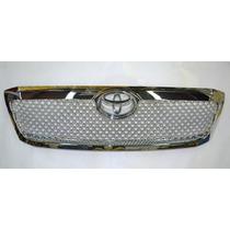 Rejilla Toyota Hilux 2005/2012 Accesorio Cromada Tuning
