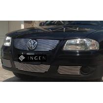 Parrilla Ingen Volkswagen Gol Saveiro Power G4 Cromado