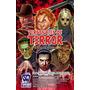 Juego De Cartas Cine De Terror Jason Freddy Depredador Alien