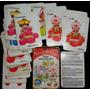 Mazo De Cartas Frutillitas Juego La Canastita 1985 Completo