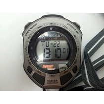 Cronometro Tressa 150 Vueltas.gris Con Negro