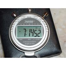 Cronometro Y Reloj-fechadores- Despertador- Importado Nuevo