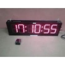 Reloj - Cronómetro - Termómetro Para Piscinas Climatizadas