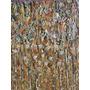 Cuadros Abstractos, Cuadros Texturados, Cuadro Floral