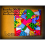 Cuadros Replica Romero Britto - Pop Art - A Pedido