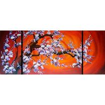 Cuadros Decorativos Modernos Zen Budas Yoga Pintados A Mano