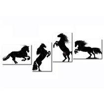 Cuadros Modernos Trípticos-dípticos ,simples, Animales