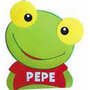 Cuadro De Personajes Parecido A Peppa Pig. Pepe, Mikey, Etc