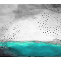 Cuadros Acrilico Texturas Dipticos Tripticos Modernos Abstra