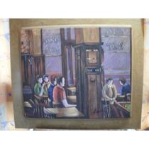 Cuadro - Cafe Argos.-de Alicia Carulli