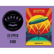 Led Zeppelin Cuadros Vintage Retro - Kodano Posters