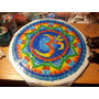 Mandala En Mosaico - Diseño A Eleccion - Azulejos Venecitas