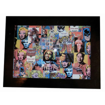 Cuadros Artesanales: Pop Art(varios Diseños) Envios Caba $45