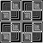 Cuadros Op Art - Abstractos - Efectos Visuales