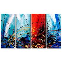 Cuadros Trípticos (abstractos, Minimalistas, Etc.)
