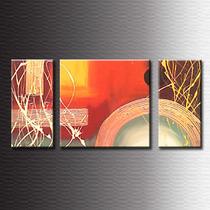 Cuadros Abstractos Modernos Dipticos Tripticos Polipticos