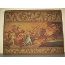 Cuadro Antigua Pintura Escena Mitológica Romana (145)