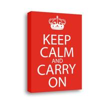 Cuadros Minimalistas/modernos. Keep Calm & Carry On !