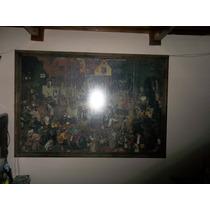 Cuadro De Rompecabezas Ravensburger 1,17 X 1,66mts