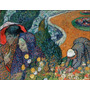 Cuadro De Van Gogh Impreso En Canvas Con Bastidor 60x47