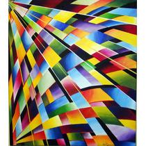 Cuadro Moderno Decorativo Geometrico