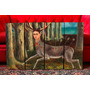 Cuadros Frida Kahlo Venado Herido Diseño Y Decoración.