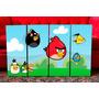 Cuadros Infantiles Angry Birds. Decoración Para Chicos!