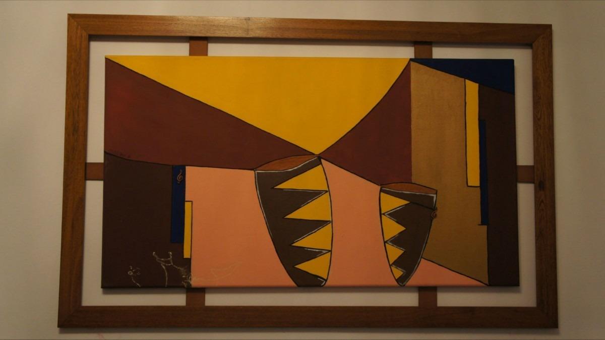 Marcos para pinturas modernos imagui for Imagenes cuadros modernos