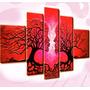 Cuadros Decorativos Modernos Amor Arbol De Vida Decoracion