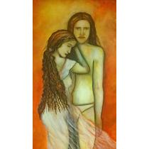 Cuadro Artístico: Óleo Sobre Madera